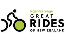 New Zealand Cycle Trail logo